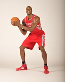 Dwight Howard Photo Shoot Photographic Print by Bill Baptist