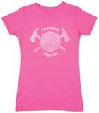 Juniors: Fireman's Prayer Shirts