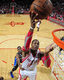 Dec 8, 2013, Orlando Magic vs Houston Rockets - Dwight Howard Photographic Print by Bill Baptist
