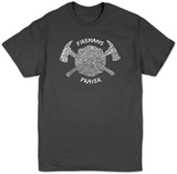 Fireman's Prayer Shirt
