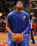 Mar 28, 2014, Miami Heat vs Detroit Pistons - Andre Drummond Photo by Dan Lippitt
