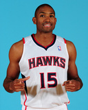 Sep 30, 2013, Atlanta Hawks Media Day - Al Horford Photographic Print by Scott Cunningham