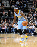 Mar 26, 2014, Denver Nuggets vs San Antonio Spurs - Ty Lawson Photo by D. Clarke Evans