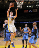 Mar 18, 2014, Orlando Magic vs Golden State Warriors - David Lee Photographic Print by Rocky Widner