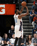 Mar 7, 2014, Cleveland Cavaliers vs Charlotte Bobcats - Al Jefferson Photographic Print by Kent Smith