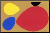 Three Eggs with Blackbird Mounted Print by Jerry Kott