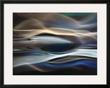 The Whale Framed Giclee Print by Ursula Abresch
