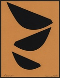 Trio Joy Dance Framed Giclee Print by Jerry Kott