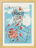Blitzen Trapper - Truth Posters by  Methane Studios