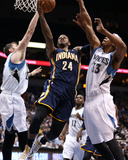 Feb 19, 2014, Indiana Pacers vs Minnesota Timberwolves - Paul George Photo