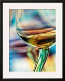 White Wine Framed Photographic Print by Ursula Abresch