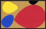 Three Eggs with Blackbird Framed Giclee Print by Jerry Kott