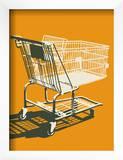 Shopping Cart Art by  Methane Studios