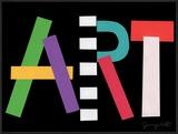 Art as Art Framed Giclee Print by Jerry Kott