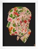 Floral Man Art by  Methane Studios