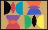 Quatre Butterfly Transformation Framed Giclee Print by Jerry Kott