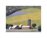 Mackenzie County Giclee Print by William Buffett