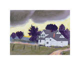 Baker County Giclee Print by William Buffett