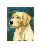 Labrador Retriever Giclee Print by John Golden