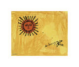 So Sunny, c. 1958 Giclee Print by Andy Warhol