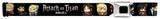 Attack On Titan Logo - Chibi Characters Seatbelt Belt Novelty
