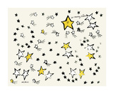 So Many Stars, c. 1958 Giclee Print by Andy Warhol