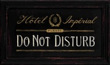 Do Not Disturb Prints by Angela Staehling