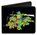 Teenage Mutant Ninja Turtles - TMNT World Tour 84 Bi-fold Wallet Wallet