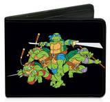 Teenage Mutant Ninja Turtles - TMNT World Tour 84 Bi-fold Wallet Wallet