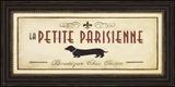 La Petite Parisienne Posters by Angela Staehling