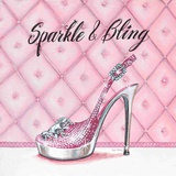 Sparkle And Bling Posters by Angela Staehling