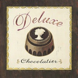 Deluxe Chocolatier Posters by Angela Staehling