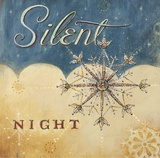 Silent Night Poster by Angela Staehling