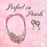 Perfect In Pearls Prints by Angela Staehling