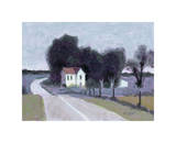 Craft County Giclee Print by William Buffett