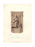 Gottfried Goetz Von Berlichingen Giclee Print by Jakob Heinrich Hefner-Alteneck