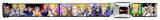 Dragon Ball Z - Character Panels Seatbelt Belt Novelty