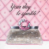 Your Day To Sparkle! Poster by Angela Staehling
