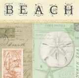 Beach Square Prints by Angela Staehling