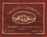 Chianti Classico II Art by Angela Staehling