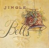 Jingle Bells Art by Angela Staehling