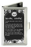The Death Note Large Business Card Holder Novelty