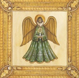 Candle Angel Prints by Angela Staehling
