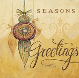 Seasons Greetings Prints by Angela Staehling
