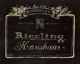 Riesling II Posters by Angela Staehling
