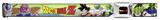 Dragon Ball Z - All Characters Seatbelt Belt Novelty