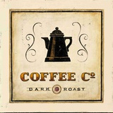 Dark Roast Prints by Angela Staehling