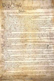 US Constitution Prints