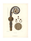 Bishop's Crosier Giclee Print by Jakob Heinrich Hefner-Alteneck