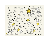 So Many Stars, c. 1958 Giclee Print by Andy Warhol